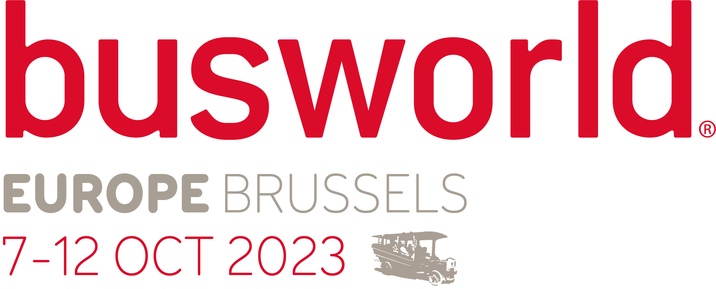 Busworld Europe 2023 logo
